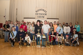 2019 Winners - Saturday Night Events