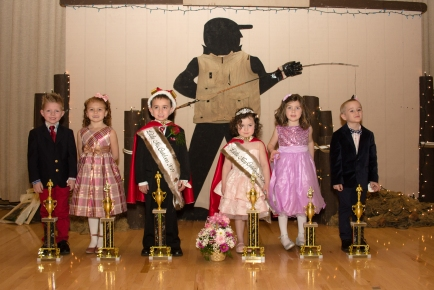 2019 Little Miss & Little Mister along with the runners-up